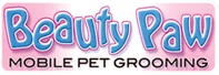 Beauty Paw Mobile Pet Grooming Logo