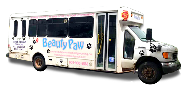 Beauty Paw Truck